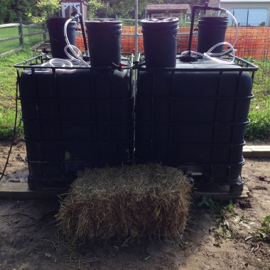Thomas Henry Culhane Design Biodigester built by Envisaj Mercy in Southeastern, PA