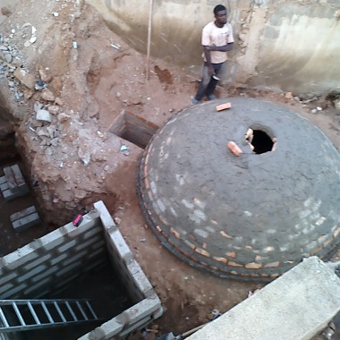 Abeka Presby Biogas